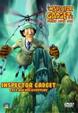 Inspector Gadget: Cele mai noi aventuri / Inspector Gadget's Biggest Caper Ever - DVD
