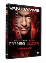 Dusman si Aliat / Enemies Closer - DVD