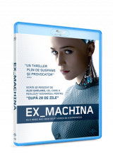 Ex Machina - BLU-RAY