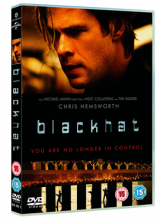 Hacker / Blackhat - DVD