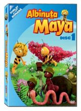 Albinuta Maya / Maya the Bee - Disc 1 - DVD