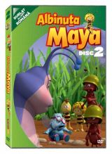 Albinuta Maya / Maya the Bee - Disc 2 - DVD