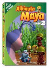 Albinuta Maya / Maya the Bee - Disc 2 - DVD