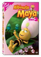 Albinuta Maya / Maya the Bee - Disc 3 - DVD