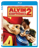 Alvin si Veveritele 2 / Alvin and the Chipmunks: The Squeakquel - BLU-RAY