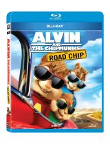 Alvin si Veveritele: Marea aventura / Alvin and the Chipmunks: The Road Chip - BLU-RAY