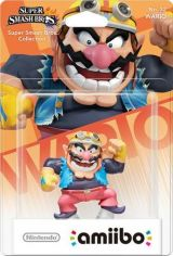 AMIIBO WARIO NO. 32 (SUPER SMASH)