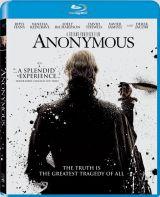 Anonim / Anonymous - BLU-RAY