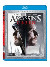 Assassin's Creed: Codul asasinului - BLU-RAY 3D + 2D