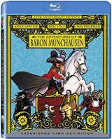 Aventurile Baronului Munchausen / The Adventures of Baron Munchausen: 20th Anniversary Edition - BLU-RAY