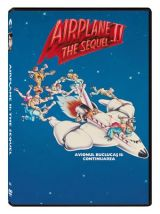 Avionul buclucas 2: Continuarea / Airplane II: The Sequel - DVD