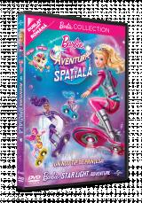 Barbie in Aventura Spatiala / Barbie: Star Light Adventure - DVD