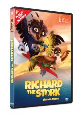 Barzoiul Richard / Richard the Stork (A Stork's Journey) - DVD