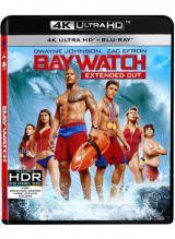 Baywatch (Extended cut) - BD 2 discuri (4K Ultra HD + Blu-ray)