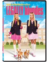 Blondele de la drept / Legally Blondes - DVD