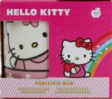 Cana portelan Hello Kitty (pisicuta roz)
