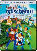 Cei trei muschetari / The Three Musketeers - DVD