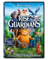 Cinci eroi de legenda / Rise of the Guardians - DVD