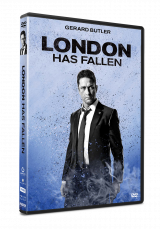 Cod rosu la Londra / London Has Fallen (Character Cover Collection) - DVD