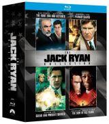 Colectia Jack Ryan / The Jack Ryan Collection (4 filme Blu-ray) - BLU-RAY