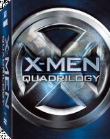 Colectia X-Men (Pachet 4 Discuri) - DVD