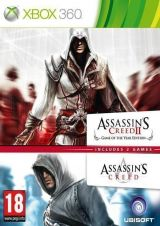 COMPILATION ASSASSINS CREED & ASSASSINS CREED 2 - XBOX360