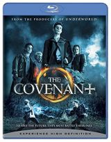 Conjuratia Tacerii / The Covenant - BLU-RAY