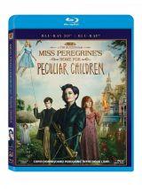 Copiii domnisoarei Peregrine: Intre doua lumi / Miss Peregrine's Home for Peculiar Children - BLU-RAY Combo (3D+2D)