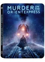 Crima din Orient Express / Murder on the Orient Express - BLU-RAY (Steelbook)