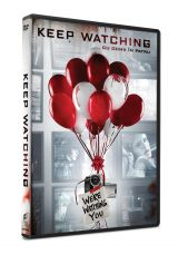 Cu ochii in patru / Keep Watching - DVD