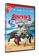 Cu totii la surf 2: Mania Valurilor / Surf's Up 2: Wave Mania - DVD