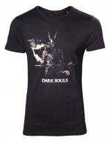 DARK SOULS 3 BLACK KNIGHT TSHIRT XL
