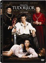 Dinastia Tudorilor / The Tudors - sezonul 1 complet (3 discuri) - DVD