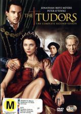 Dinastia Tudorilor / The Tudors - sezonul 2 complet  (3 discuri) - DVD