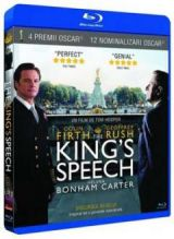 Discursul Regelui / The King's Speech - BLU-RAY