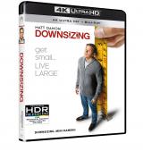 Downsizing: Mini-oamenii - UHD 2 discuri (4K Ultra HD + Blu-ray)