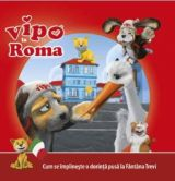 DVD Vipo + album Vipo la Roma cadou