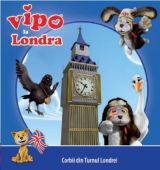 DVD Vipo + album Vipo la Londra cadou