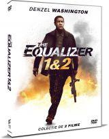 Equalizer 1 si 2 / The Equalizer 1+2 (Colectie de 2 filme) - DVD