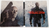 Equalizer / The Equalizer - BLU-RAY + DVD (Steelbook editie limitata)