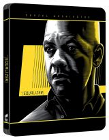Equalizer / The Equalizer - UHD 2 discuri (4K Ultra HD + Blu-ray) (Steelbook editie limitata)