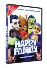 Familia Monstrulescu / Happy Family (Monster Family) - DVD