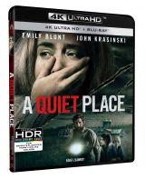 Fara zgomot! / A Quiet Place - UHD 2 discuri (4K Ultra HD + Blu-ray)