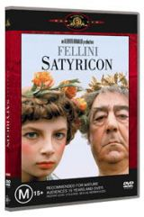 Fellini: Satyricon - DVD