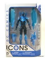 Figurina DC Comics Collectibles Icons - Blue Beetle Infinte Crisis - Collectible Action Figure (15 cm)