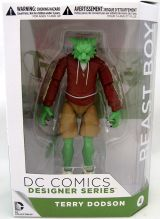 Figurina DC Comics Designer Series - Beast Boy - Terry Dobson - Collectible Action Figure (15 cm)