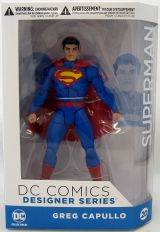 Figurina DC Comics Designer Series - Superman - Greg Capullo - Collectible Action Figure (15 cm)