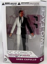 Figurina DC Comics Designer Series - Two-Face - Greg Capullo - Collectible Action Figure (15 cm)