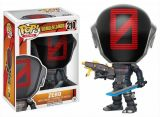 Figurina Funko Pop Games Borderlands - Zero Vinyl Collectible Action Figure (210)