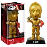 Figurina Funko Star Wars: The Force Awakens C-3PO Vinyl Collectible Bobble-Head Action Figure